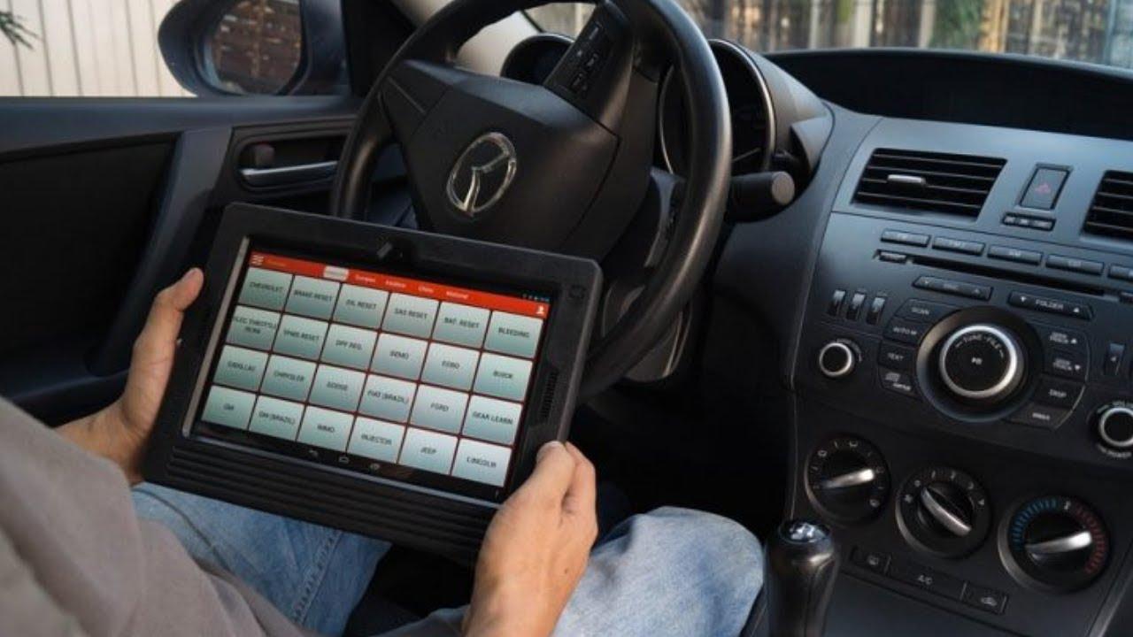 Vehicle diagnostic
